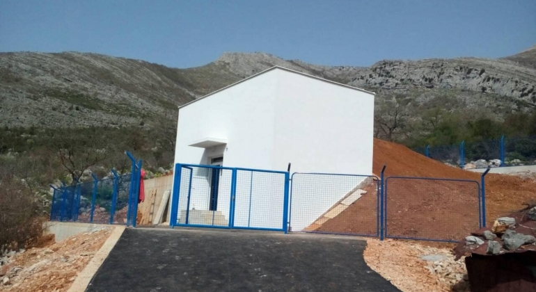 Reconstruction and upgrading of the water supply system Trebinje